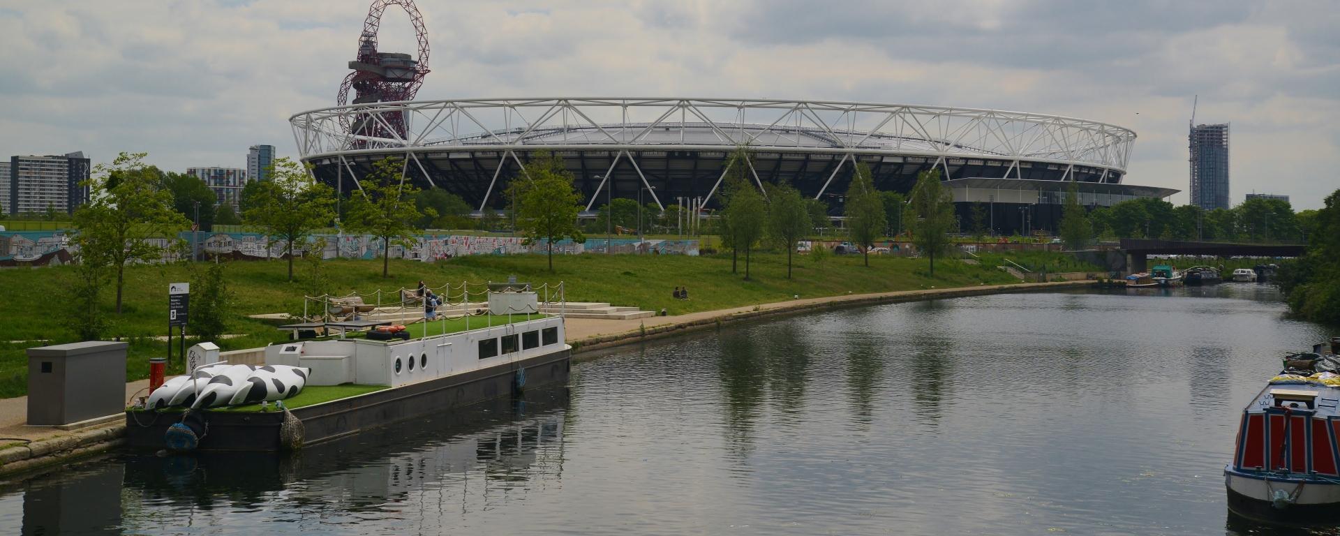 Il Londo Stadium, nuova casa del West Ham