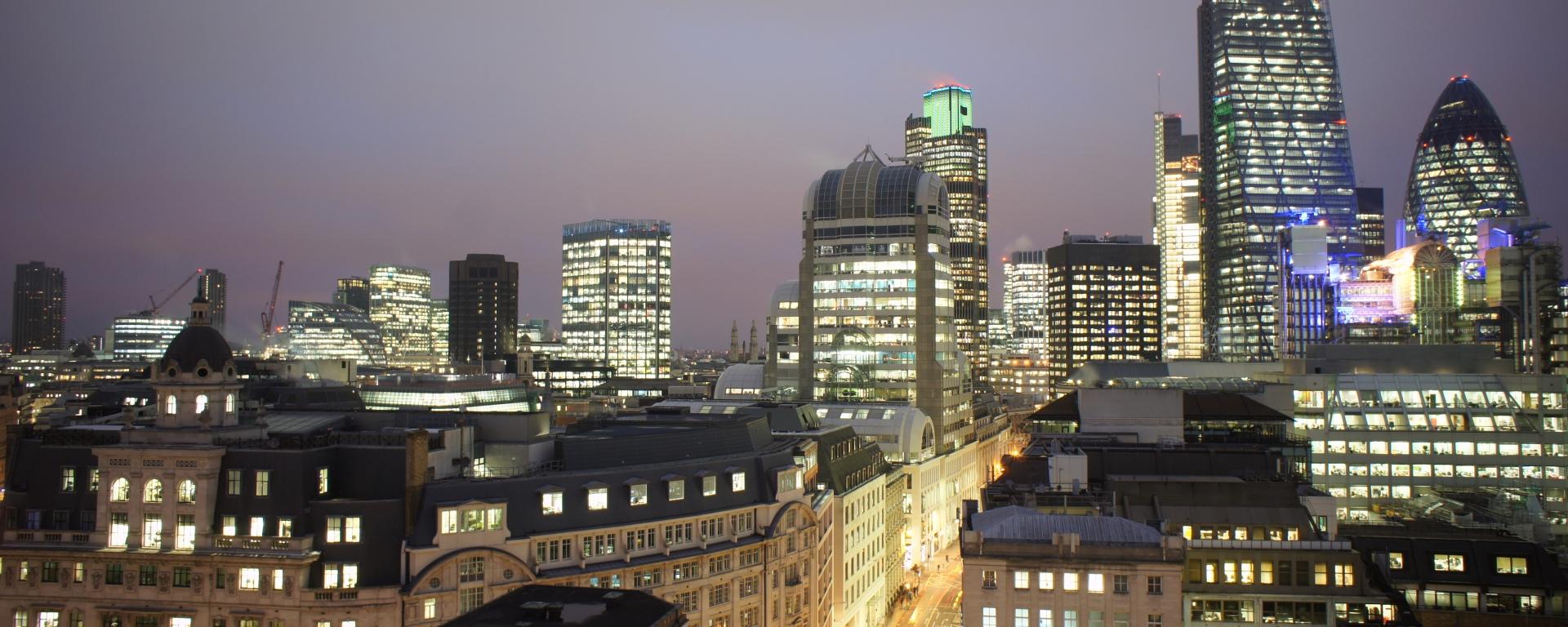 La City di Londra