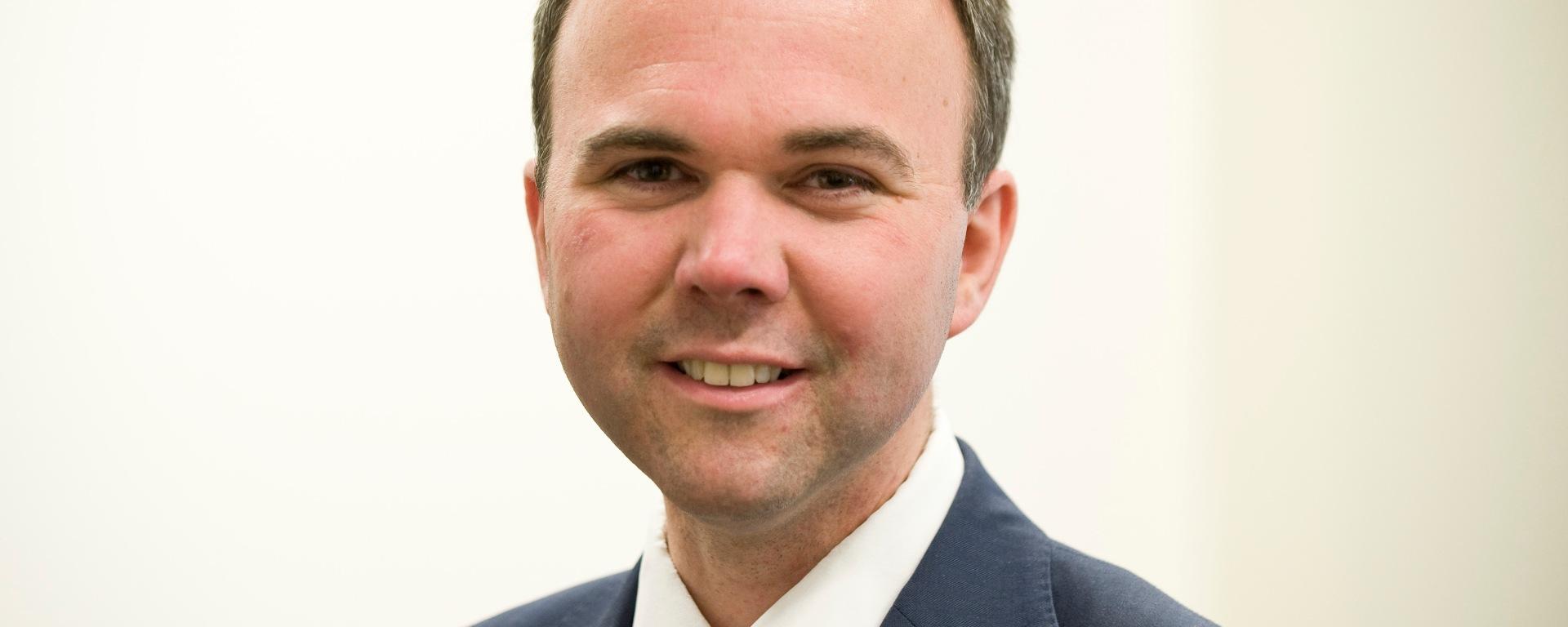 Il Ministro per l'Edilizia, Gavin Barwell