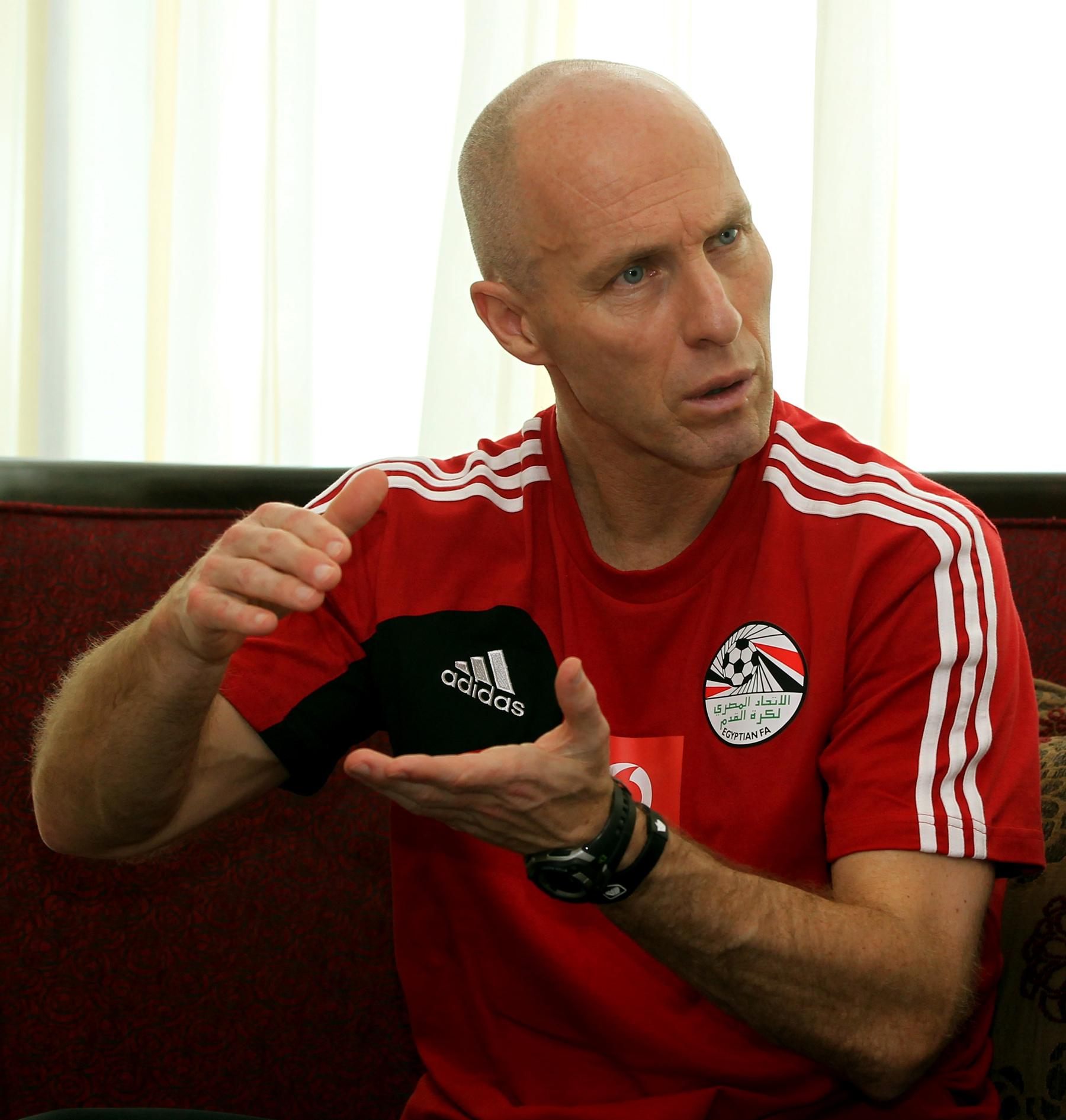 Bob Bradley, chiamato sulla panchina dello Swansea City dopo l'esonero di Francesco Guidolin
